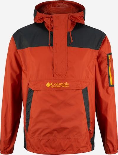 COLUMBIA Ikdienas jaka 'Challenger' pieejami tumši pelēks / sarkans, Preces skats