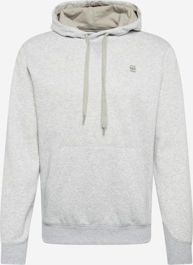 G-Star RAW Sweatshirt 'Premium core hdd sw l\s' in hellgrau, Produktansicht