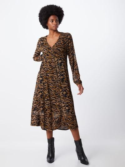 PRINCESS GOES HOLLYWOOD Kleid in braun / schwarz, Modelansicht