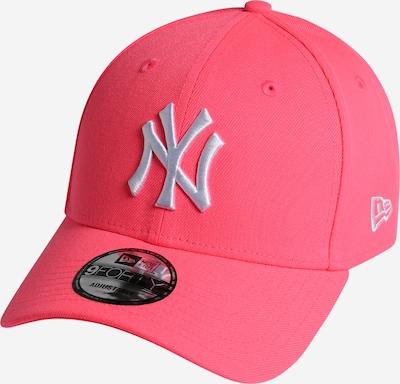 NEW ERA Cap in neonpink / weiß, Produktansicht