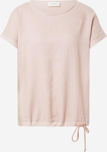 Cartoon Shirt in rosé, Produktansicht