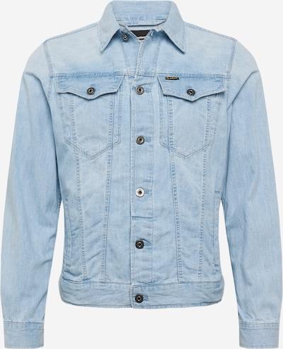 G-Star RAW Ceļotāju jaka '3301' pieejami zils džinss, Preces skats