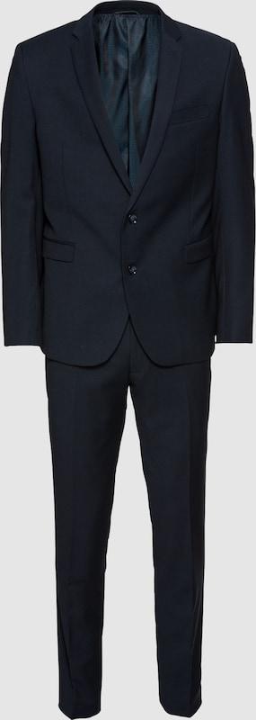 CINQUE Anzug 'CIMELOTTI' in nachtblau  Großer Rabatt