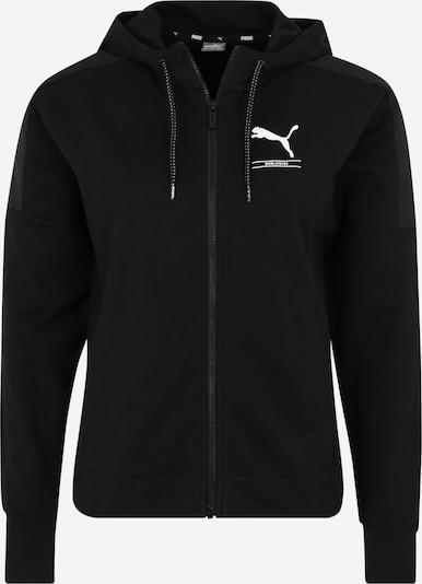 PUMA Bluza rozpinana sportowa 'Nu-tility FZ Hoody' w kolorze czarnym, Podgląd produktu