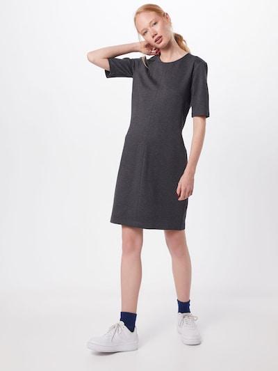 UNITED COLORS OF BENETTON Obleka 'DRESS' | siva barva: Frontalni pogled