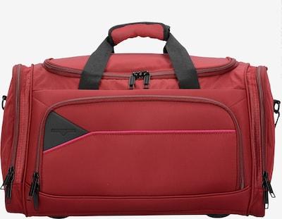 Hardware Weekender in rot, Produktansicht