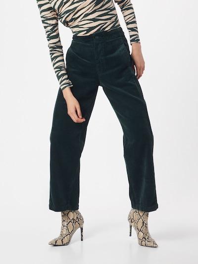 AG Jeans Bikses pieejami tumši zaļš, Modeļa skats