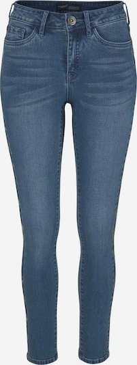 ARIZONA Jeans in blue denim / silber, Produktansicht
