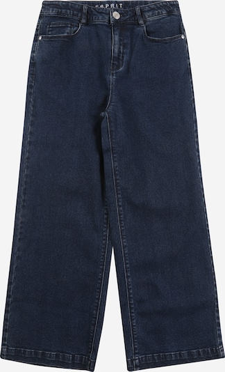Pantaloni ESPRIT pe denim albastru, Vizualizare produs