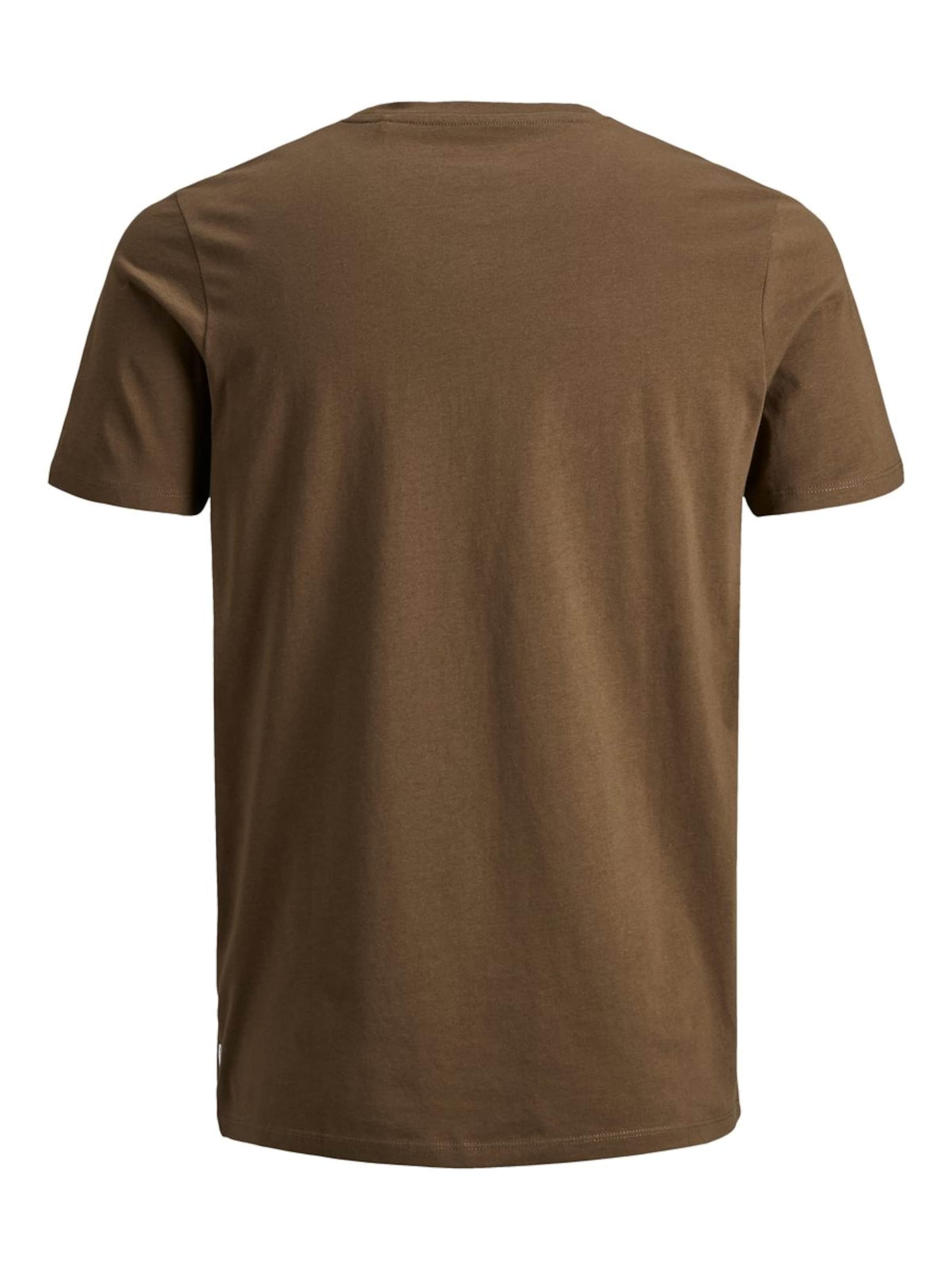 shirt En Marron Jones T Jackamp; kPuXZi