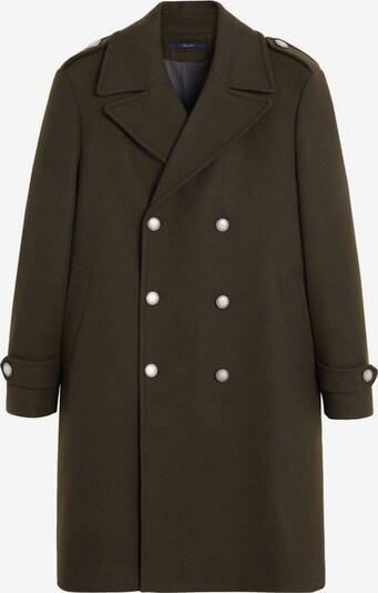 MANGO MAN Mantel in khaki, Produktansicht