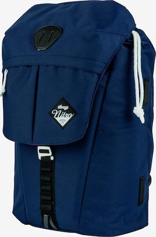 Sac à dos de sport 'Cypress' NITRO en bleu