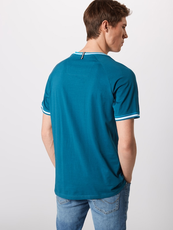 Crew shirt Jones 'jcoheming Ss Jackamp; Tee Aqua T Neck' En D2EH9YWI
