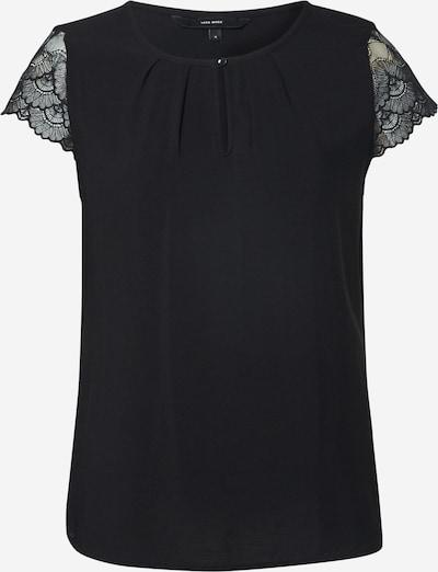 VERO MODA Bluse'NINA' in schwarz, Produktansicht