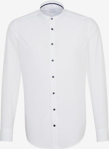 SEIDENSTICKER Business Shirt in White