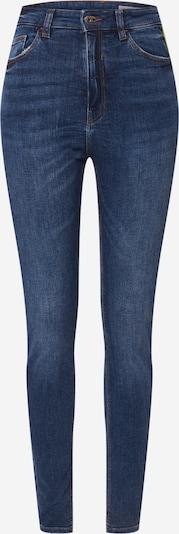 EDC BY ESPRIT Jeans 'SUPER HR Pants denim' in blue denim, Produktansicht