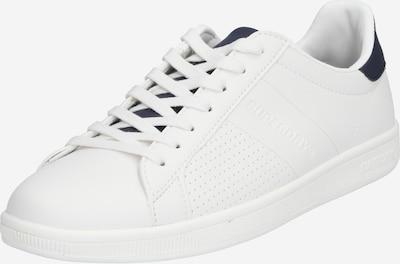 Superdry Sneaker 'SLEEK CUPSOLE TRAINER' in navy / weiß, Produktansicht
