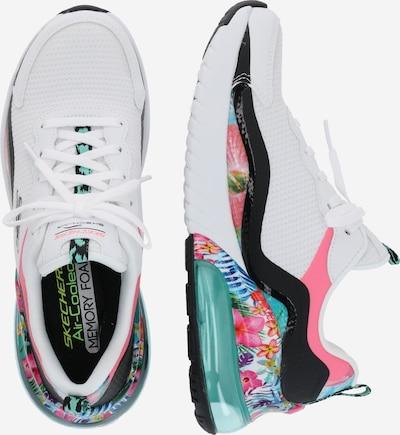 SKECHERS Sneaker 'SUPER GALAXY' in jade mischfarben pink