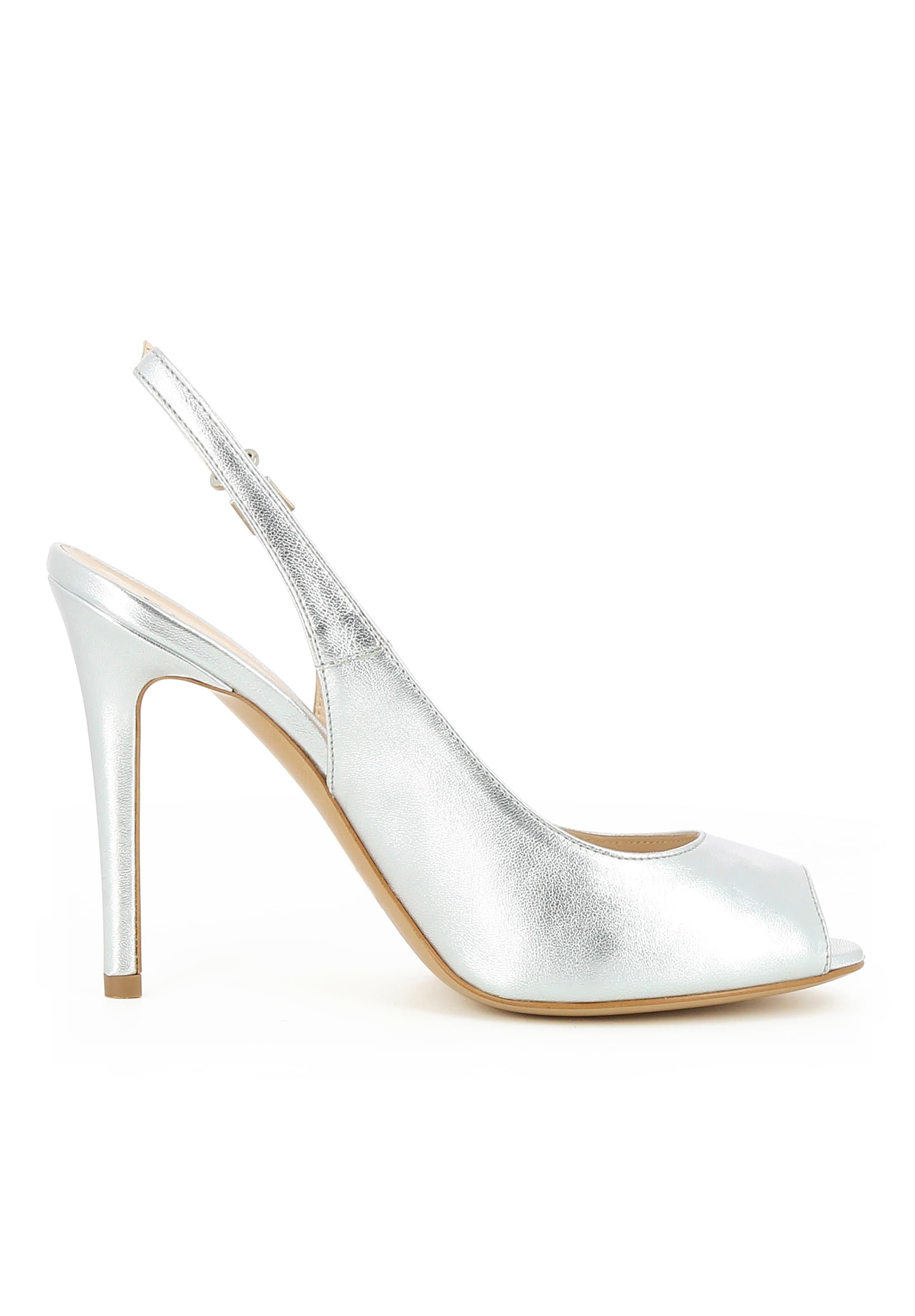 Silber Sandalette Silber 'alessandra' Evita 'alessandra' In Evita In Sandalette Evita 'alessandra' Sandalette In 1JTlFcK3