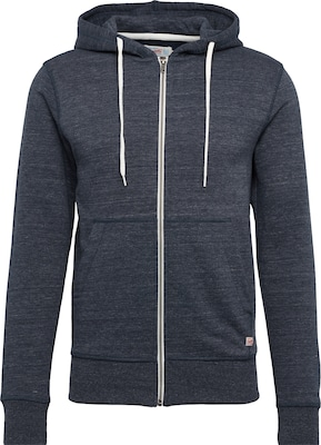 JACK & JONES Bluza rozpinana 'JORSTORM SWEAT ZIP HOOD B'