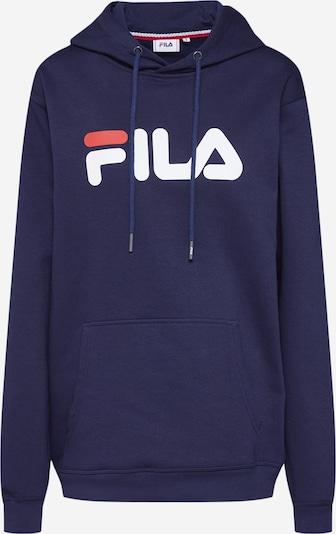 FILA Sweatshirt 'Urban Line Pure' in marine / hellrot / weiß, Produktansicht
