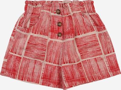 UNITED COLORS OF BENETTON Broek in de kleur Rosa / Rood, Productweergave