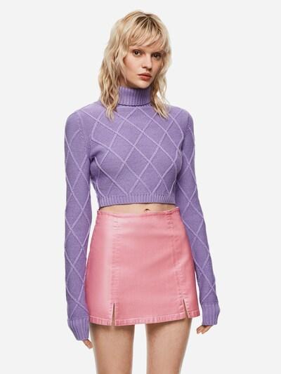 Pepe Jeans Rok 'Dua Lipa GRACIE' in de kleur Pink: Vooraanzicht