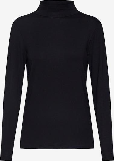 SOAKED IN LUXURY Shirt 'Hanadi Rollneck ls' in Black, Item view
