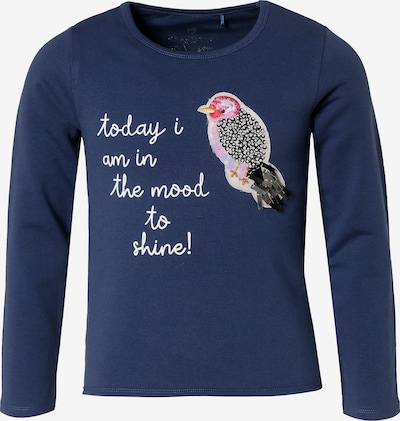 BASEFIELD Sweatshirt in blau, Produktansicht