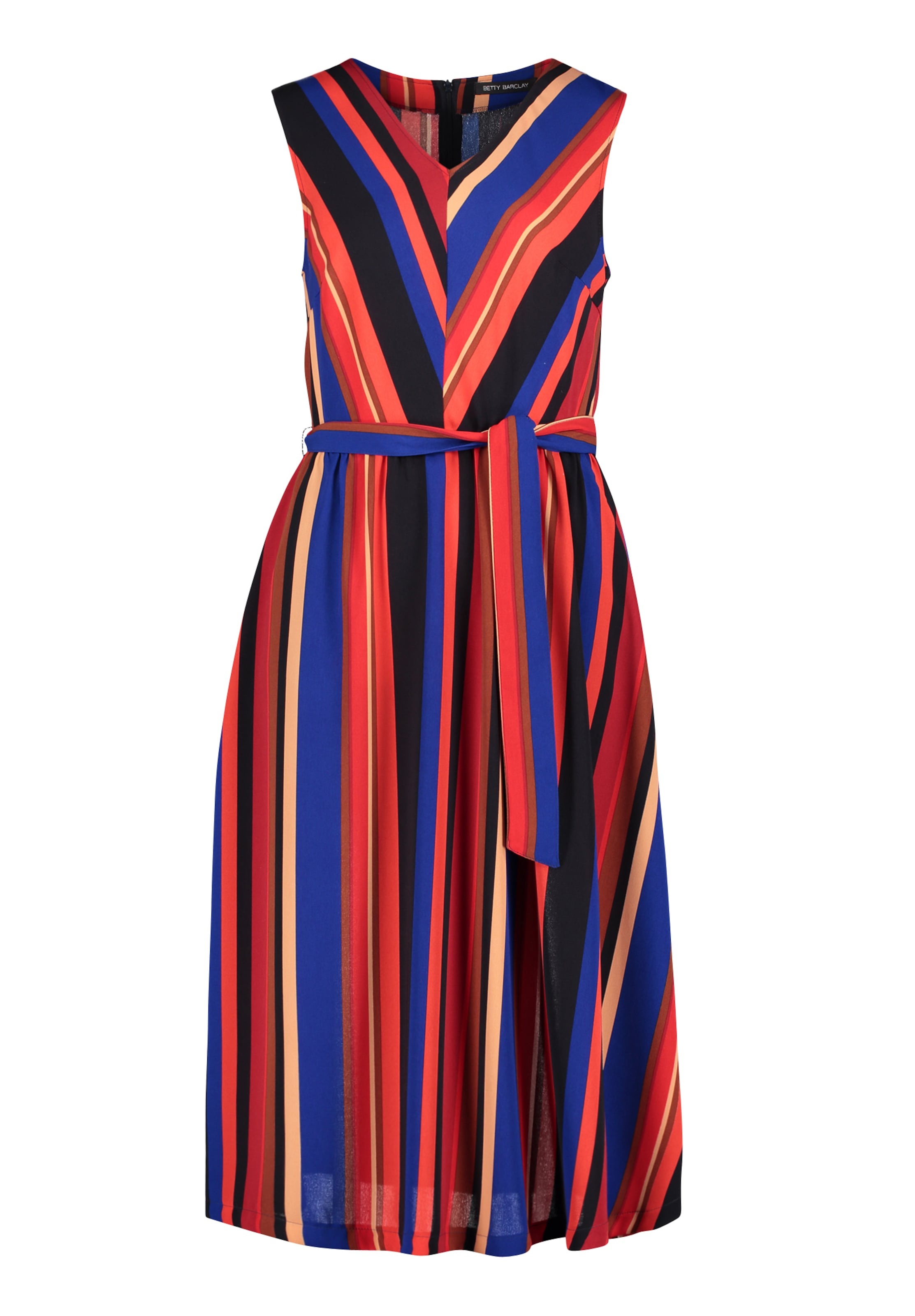 BlauMischfarben Betty Betty Barclay Barclay Kleid Kleid Kleid BlauMischfarben Betty In Barclay In DEIeHYW29