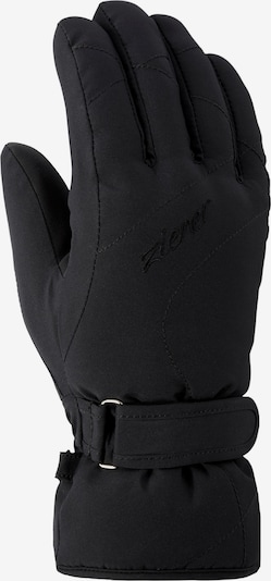 ZIENER Skihandschuhe 'Kaddy Lady' in schwarz, Produktansicht