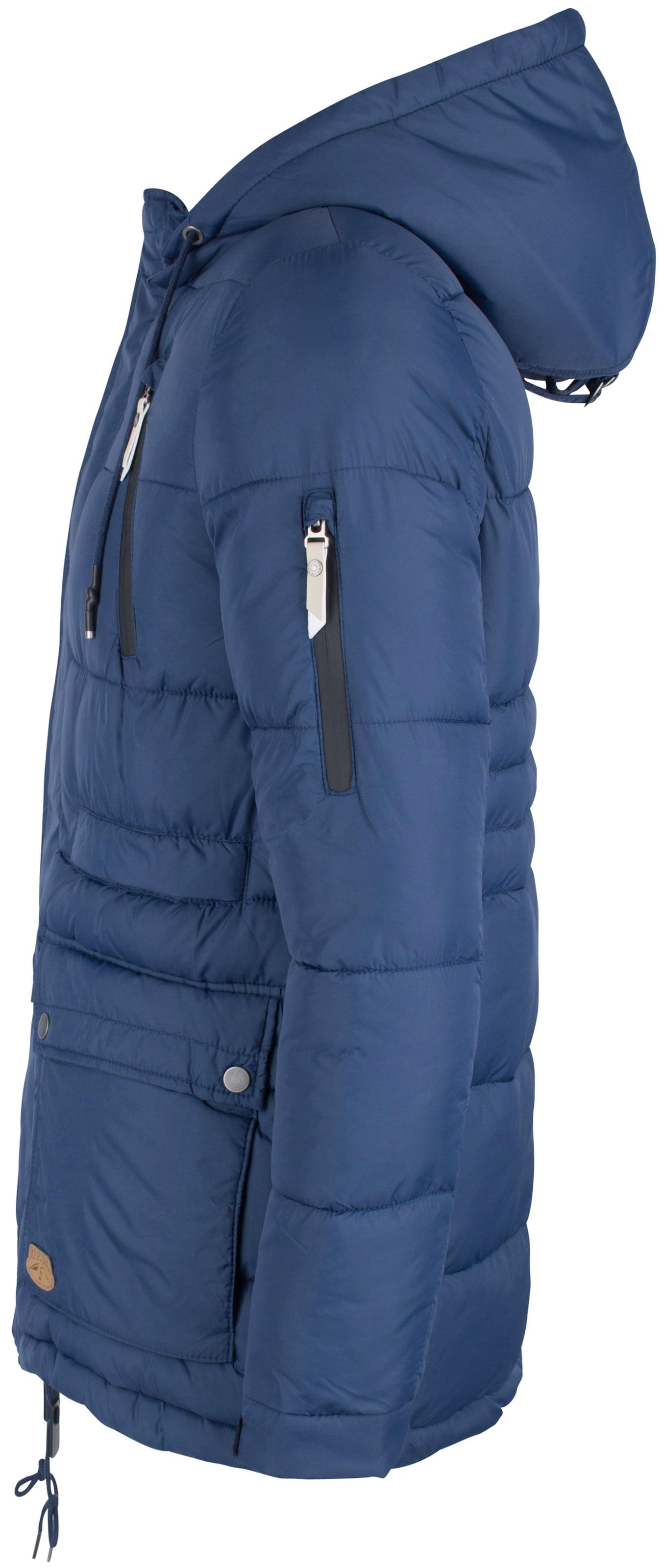 Roi Bleu En Icebound Parka D'hiver NOyn0w8vm