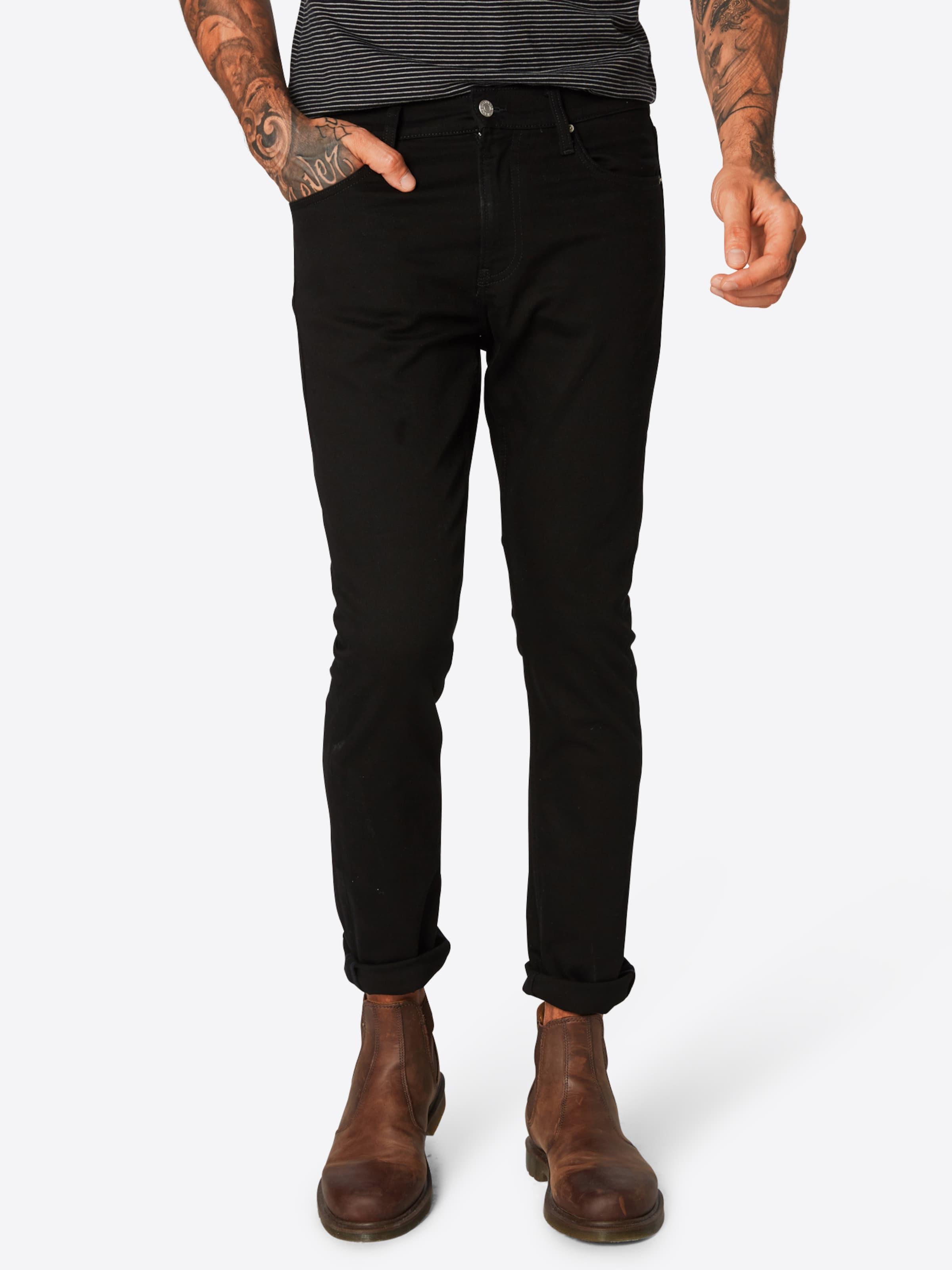 In Klein Calvin Black 026 Jeans 'ckj Slim' Denim dfSSqXzwn
