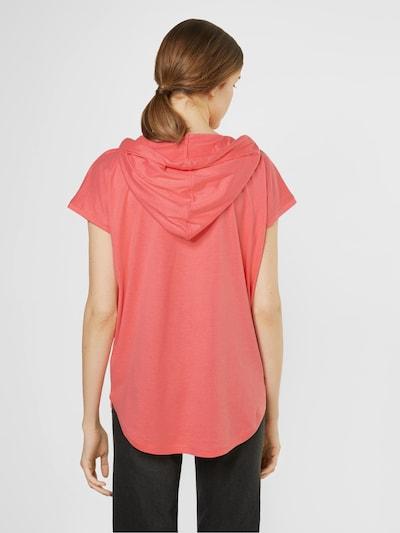 Urban Classics Curvy Shirt in lachs: Rückansicht