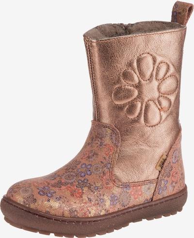 BISGAARD Winterstiefel 'Tex' in rosegold / mischfarben, Produktansicht