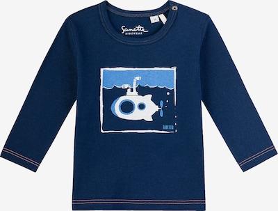 Sanetta Kidswear Shirt in navy, Produktansicht