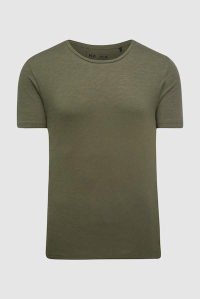 Harlem Soul T-Shirt 'Mel-Bourne' in oliv, Produktansicht