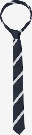SEIDENSTICKER Krawatte ' Slim ' in dunkelblau, Produktansicht