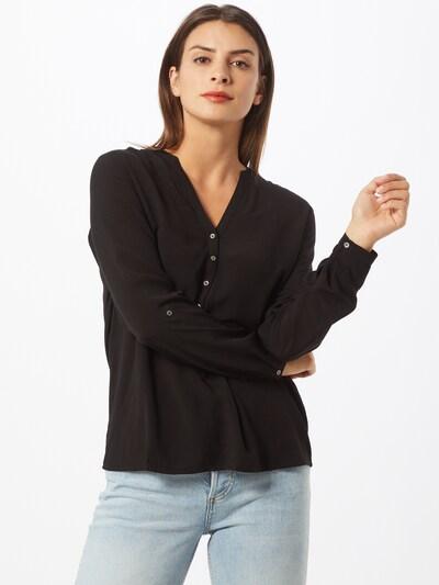 ESPRIT Bluse 'Core' in schwarz, Modelansicht