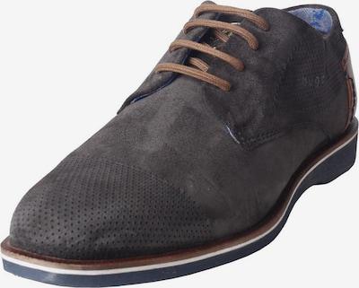 bugatti Čevlji na vezalke 'Melchiore' | temno siva barva, Prikaz izdelka