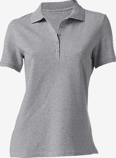 Tricou heine pe gri amestecat, Vizualizare produs
