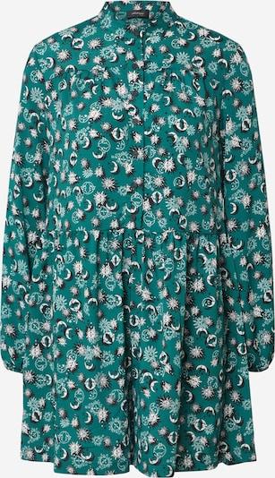 Ottod'Ame Vestido camisero 'Pantalone' en jade / negro / blanco, Vista del producto