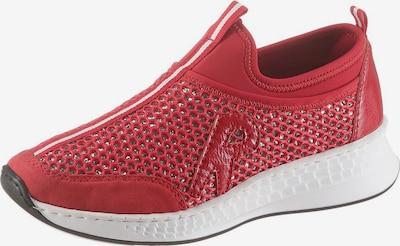 piros / ezüst / fehér RIEKER Belebújós cipők, Termék nézet