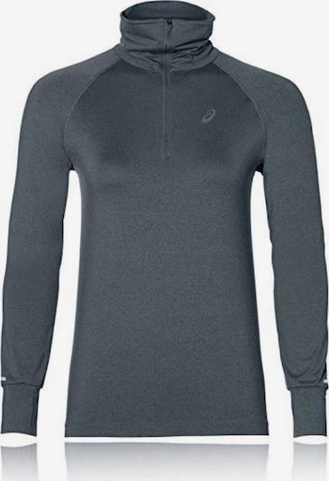 ASICS Sweatshirt 'Thermopolis LS 7023' in grau, Produktansicht