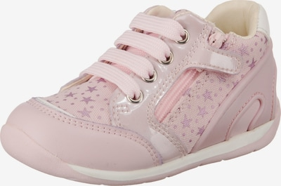 myToys-COLLECTION Sneaker 'Each' in pastelllila / rosa, Produktansicht