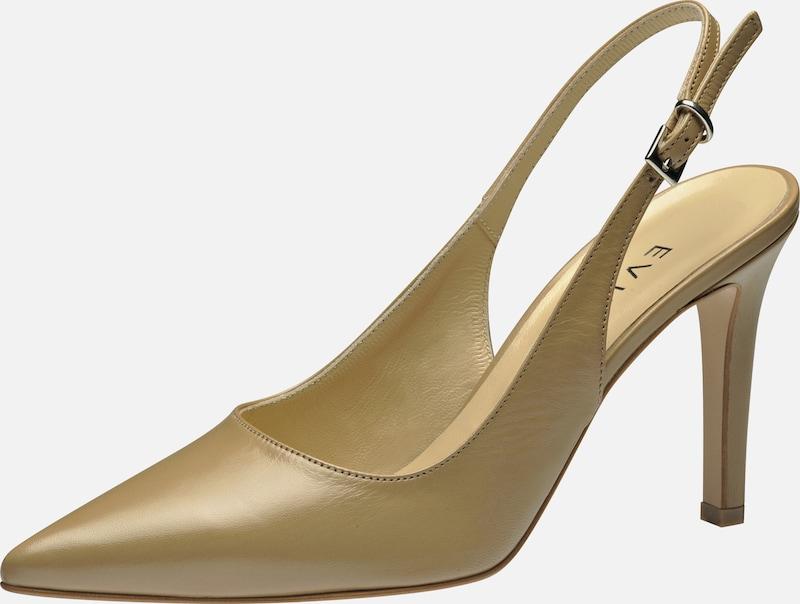 EVITA Pumps Sling Pumps EVITA Verschleißfeste billige Schuhe 8f2ad3