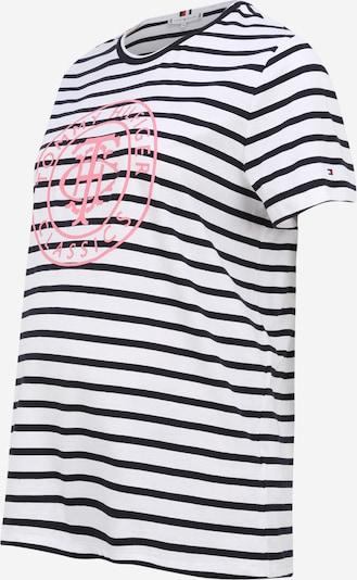 Tommy Hilfiger Curve Shirt 'COOL' in dunkelblau, Produktansicht
