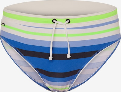 CHIEMSEE Maillot de bain de sport en bleu, Vue avec produit