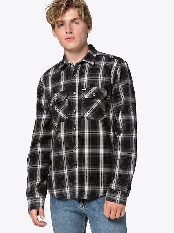 'bajeco NoirBlanc Chemise Shirt' En Ltb E2D9HI