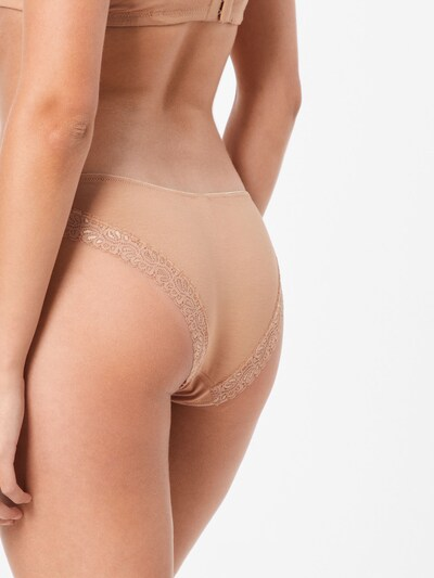 Underprotection Spodnje hlačke 'Bea' | nude barva: Pogled od zadnje strani